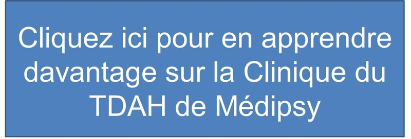 Clinique du TDAH