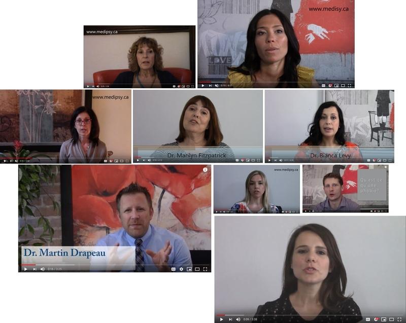 Medipsy YouTube psychologist